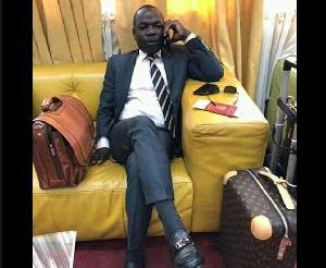 Amougou Belinga, le PDG du groupe Anecdote