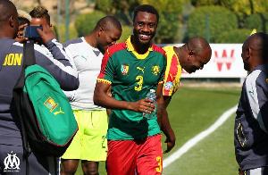 Nicolas Nkoulou a accepté de revenir dans la tanière des Lions indomptables
