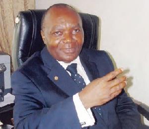 Josué Youmba, DG de l'Autorité Portuaire Nationale