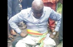Médard Tchuente, est détenu à la prison principale de Nkongsamba depuis le 04 juin 2021