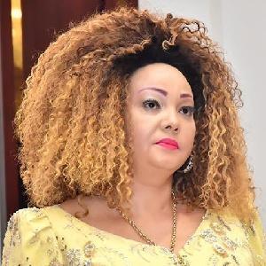Chantal Biya traîtée de Madame la présidente par JeuneAfrique