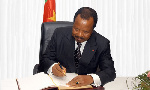 Décision: Paul Biya crée la Société Nationale des Mines