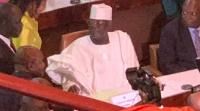Caveye Yeguie Djibril était absent au parlement