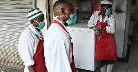 le sort des 5 personnels de santé déjà contaminés au coronavirus