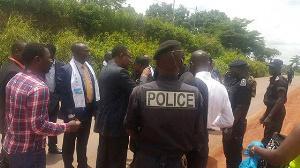 Maurice Kamto Arrestation