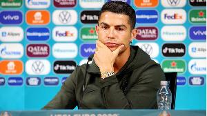 Le geste de Ronaldo a fait le tour du monde