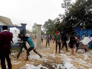 Violences en Côte d'ivoire