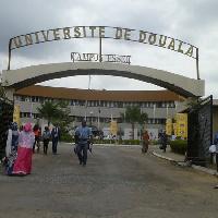 A l'Université de Douala