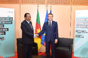 'J'exige donc de vous des excuses publiques à l'endroit du doyen et patriarche SE Paul Biya'