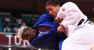 Vanessa Mballa a été battue par la Turque Sayit Kayra