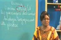 Le média d'Etat la Crtv a ouvert ses antennes à l'école