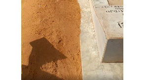 Germaine Ahidjo repose aux côtés de son époux