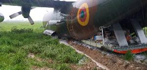 Un avion de l'armée camerounaise rate l'atterrissage