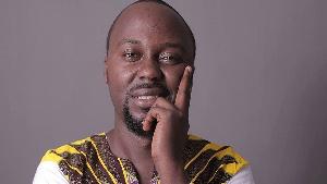 Valéry Ndongo, l'humoriste camerounais
