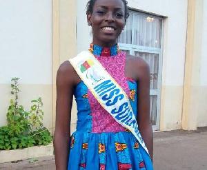 Minkata Miss Sud Ouest 2016