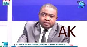 Martial Owona s'est moqué en mondovision du président du SNJC