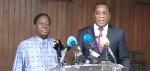 Côte d'Ivoire: les candidats Affi et Bédié appellent les Ivoiriens à boycotter le scrutin