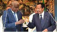 Cet argent représente la contribution du Cameroun au Fonds d'intervention de l'UA contre le Covid-19