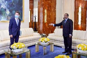 'Paul Biya ne stresse quasiment pas pour ce qui est de la gestion du pouvoir politique'