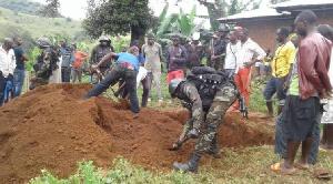L'armée sème la débandade dans le camp sécessionniste