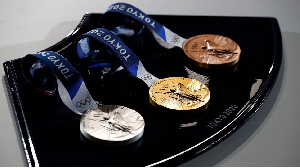 Les premières médailles devraient être décernées le 24 juillet 2021.