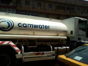 Un camion de Camwater