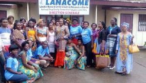 Cameroun Personnel Lanacome Guerre