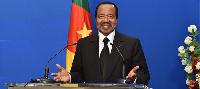 Paul Biya (Archives)