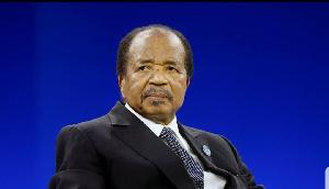 'Le président Paul Biya démissionne'