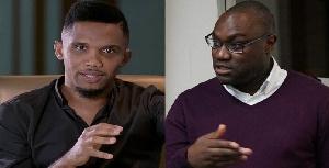 Patrick Mboma analyse la candidature de Samuel Eto'o