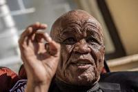 Lesotho's Prime Minister Thomas Thabane