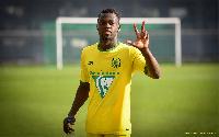 Akram Tsagué vient de signer son premier contrat professionnel avec le FC Nantes