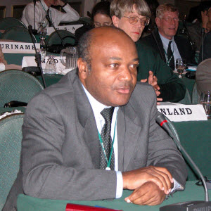 Sollo Jean William, ex directeur général de Camwater