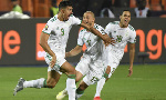 Les Algériens ont battu le Sénégal 1-0 en finale de la CAN, au Caire.