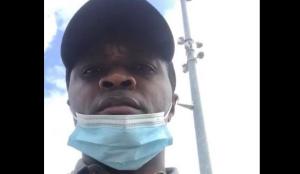 L'élément de Biya arrêté