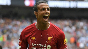 Joel Matip, defenseur de Liverpool