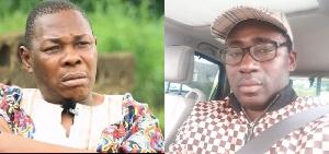 Dieudonné Essomba et Junior Zogo