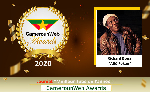 Richard Bona tacle le régime Biya et ses proches