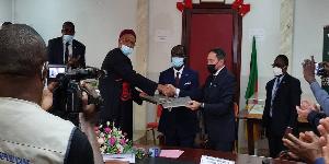 Seydou Njoya Contrat Camerounweb