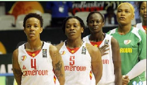 Afrobasket Team Women