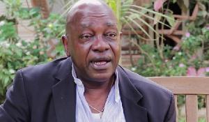 Penda Ekoka,  ex - conseiller à Etoudi désormais aux côtés de Maurice Kamto