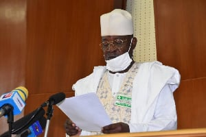 Cavaye Yeguié Djibril est revenu longuement sur les sujets qui font l'actualité au Cameroun