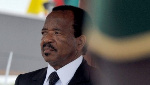 Paul Biya, président du Cameroun et du RDPC