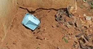 Ne parvenant pas à noyer sa femme de 22 ans, il tente de l'enterrer vivante