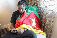 L'artiste camerounais Maalhox encense le Grand Barack
