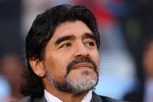 La légende Maradona a tiré sa révérence