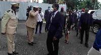 L'équipe choc de Paul Biya sur place