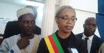 Patricia Ndam Njoya, maire de Foumbam