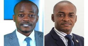 William Bahiya et Cabral Libii