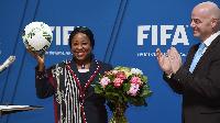 La rencontre se tiendra 'dès que la situation sanitaire le permettra', précise la Fifa